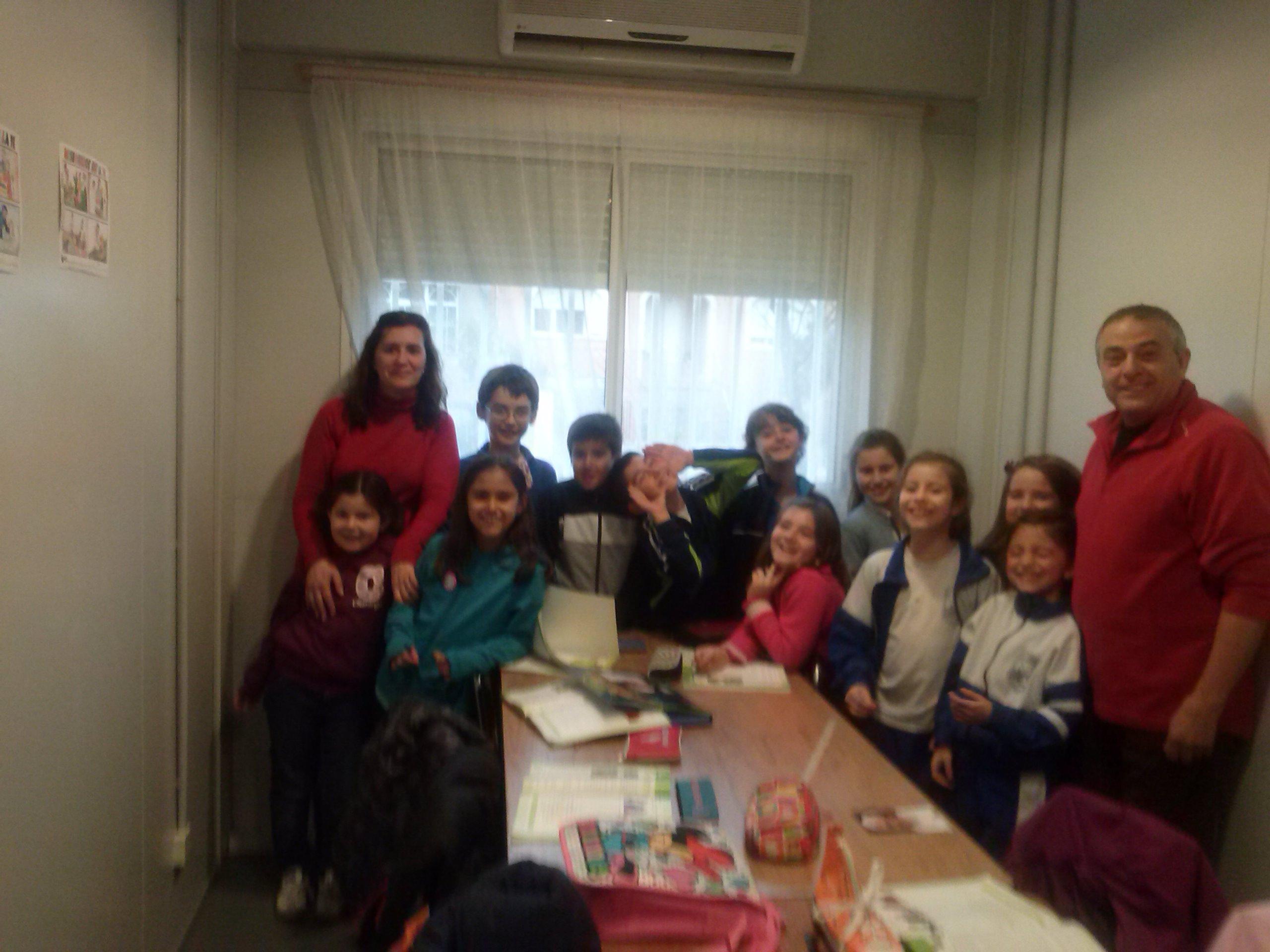 Grupo de Yolanda e Isidro, 2013